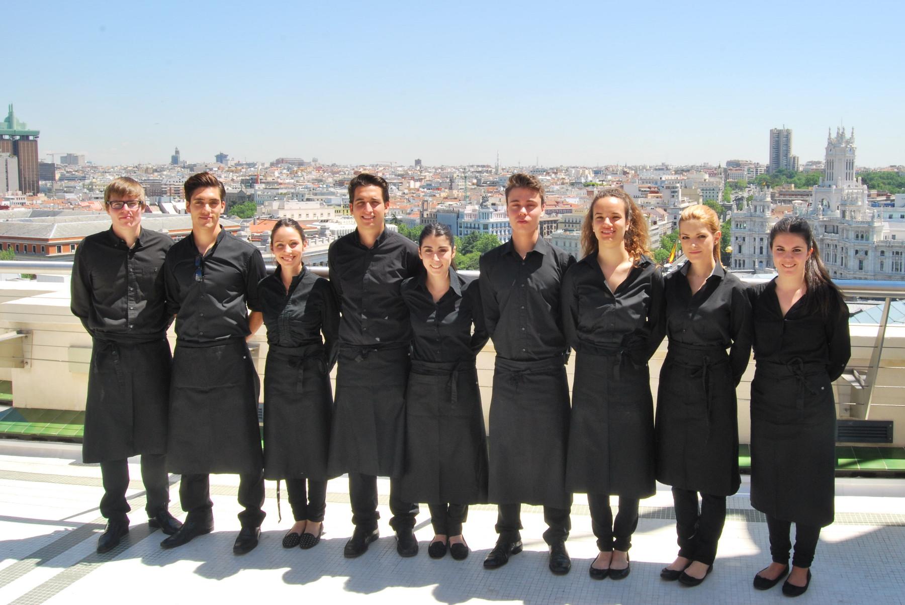 los camareros2